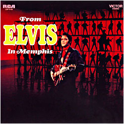 Cover image of From Elvis In Memphis