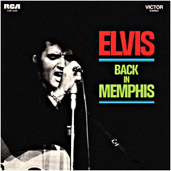 Cover image of Back In Memphis