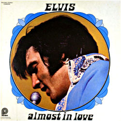 Cover image of Almost In Love