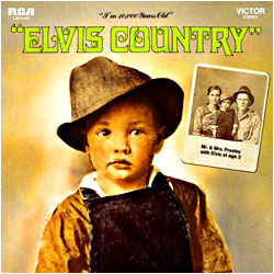 Cover image of Elvis Country