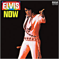 Cover image of Elvis Now