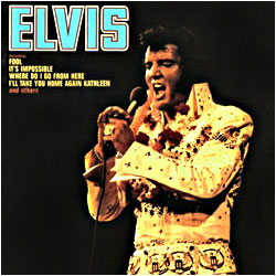 Cover image of Elvis 1973