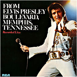 Cover image of From Elvis Presley Boulevard