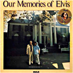 Cover image of Our Memories To Elvis 1