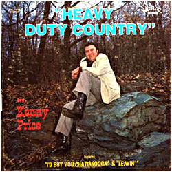 Cover image of Heavy Duty Country
