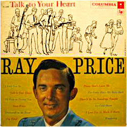 Lp discography ray price discography cover image of talk to your heart stopboris Images