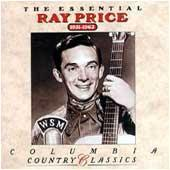 Cover image of The Essential Ray Price 1951 - 1962