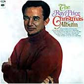 Cover image of The Ray Price Christmas Album
