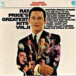 Cover image of Ray Price's Greatest Hits 2