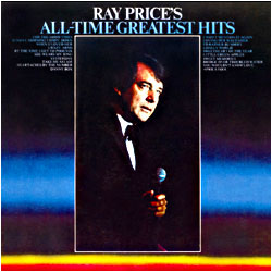 Cover image of Ray Price's All Time Greatest Hits