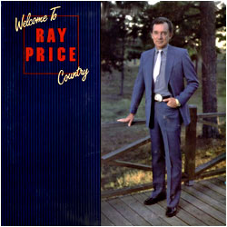 Cover image of Welcome To Ray Price Country