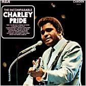 Cover image of The Incomparable Charley Pride