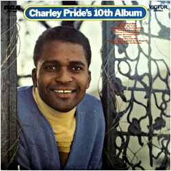 Cover image of Charley Pride's 10th Album