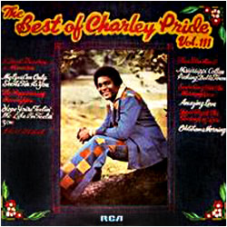 Cover image of The Best Of Charley Pride 3