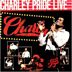 Cover image of Charley Pride Live