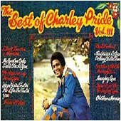 Cover image of The Best Of Charley Pride Vol 3
