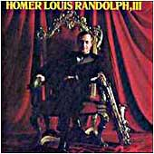Cover image of Homer Louis Randolph III