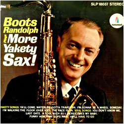 Cover image of More Yakety Sax