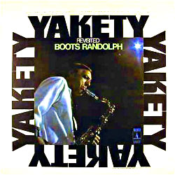 Cover image of Yakety Revisited