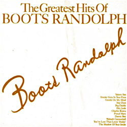 Cover image of The Greatest Hits Of Boots Randolph