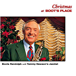 Cover image of Christmas At Boot's Place