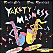 Cover image of Yakety Madness