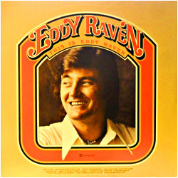 Cover image of This Is Eddy Raven