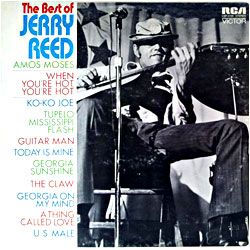 Cover image of The Best Of Jerry Reed