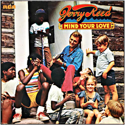 Mind Your Love - image of cover