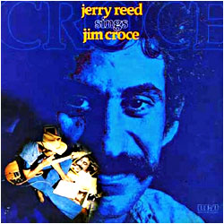 Cover image of Jerry Reed Sings Jim Croce