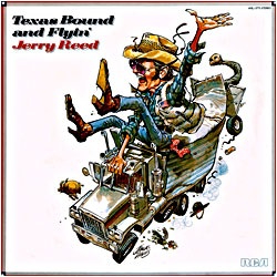 Cover image of Texas Bound And Flyin'