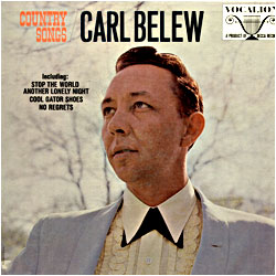 Image of random cover of Carl Belew