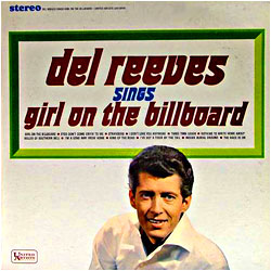 Cover image of Girl On The Billboard
