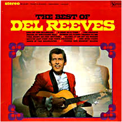 Cover image of The Best Of Del Reeves