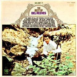 Cover image of The Best Of Del Reeves 2