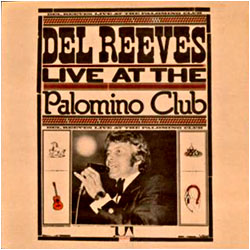Cover image of Live At The Palomino Club