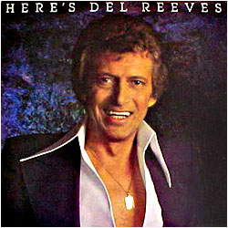 Cover image of Here's Del Reeves