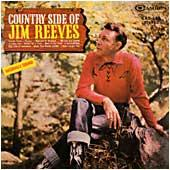 Cover image of Country Side Of Jim Reeves