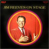 Cover image of Jim Reeves On Stage
