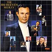 Cover image of The Jim Reeves Medley