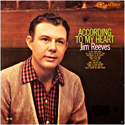 Cover image of According To My Heart