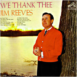 Cover image of We Thank Thee