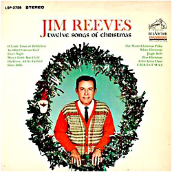 Cover image of Twelve Songs Of Christmas