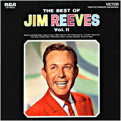 Cover image of The Best Of Jim Reeves 2