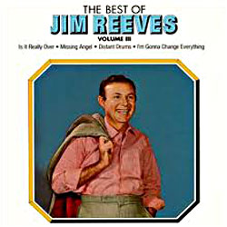 Cover image of The Best Of Jim Reeves 3
