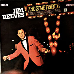 Cover image of Jim Reeves And Some Friends