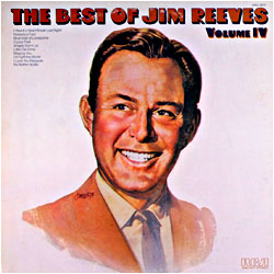 Cover image of The Best Of Jim Reeves 4
