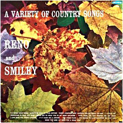 A Variety Of Country Songs - image of cover