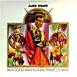 Cover image of I'm A Good Man In A Bad Frame Of Mind