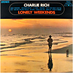 Cover image of Lonely Weekends